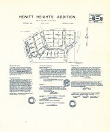 Hewitt Heights Addition, King County 1945 Vols 1 and 2